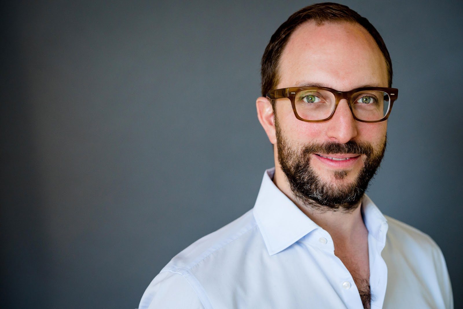 YellowPepper's CEO, Serge Elkiner