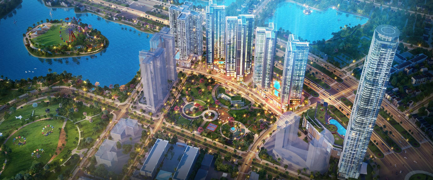 Dự án Eco Green Sài Gòn được xem là khu phức hợp xanh