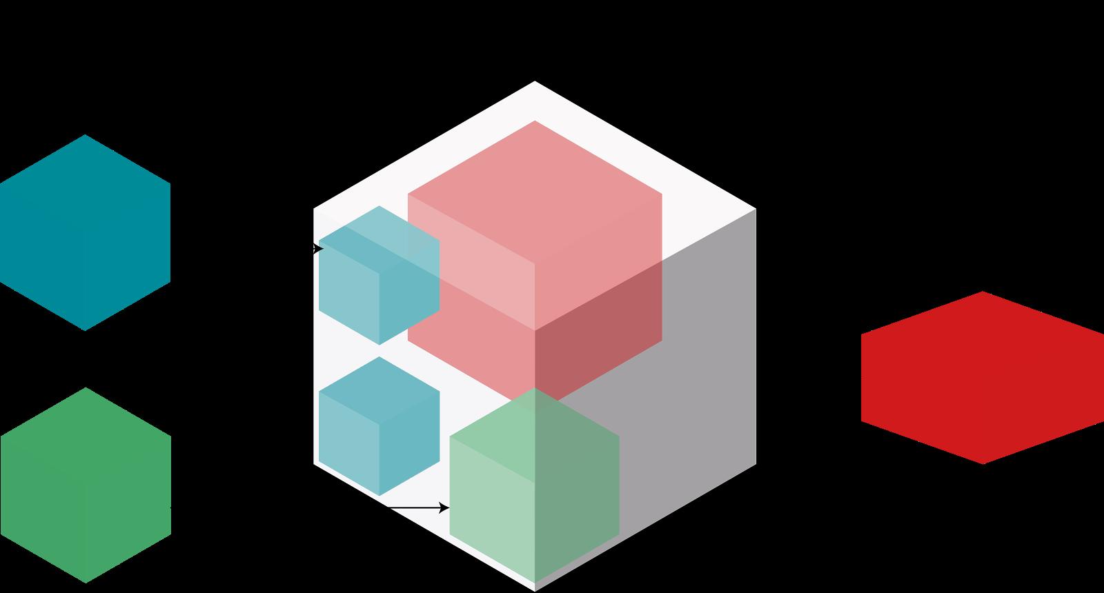 schéma : Principe du Datacube