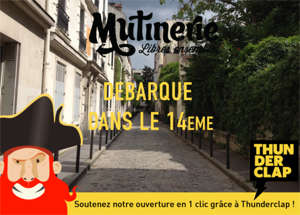Mutinerie paris 14ème