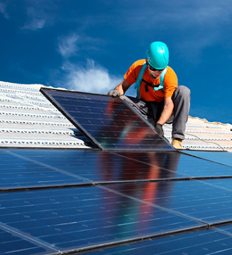 Invista Energia Solar Anuncio