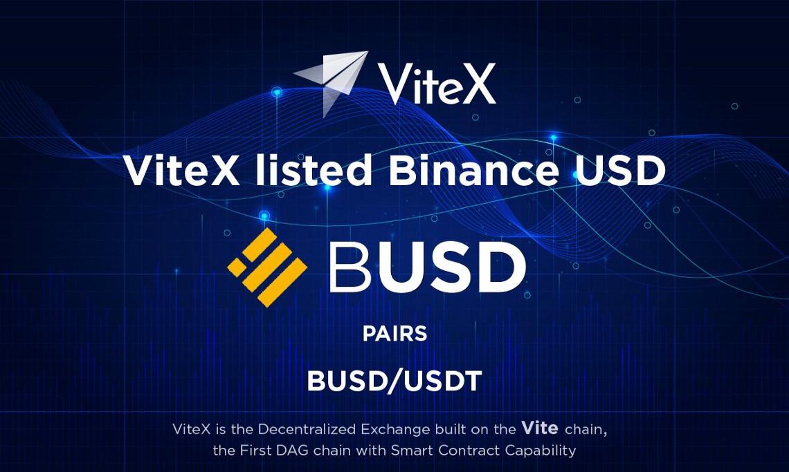 Криптовалютная биржа ViteX: подробный обзор и отзывы клиентов