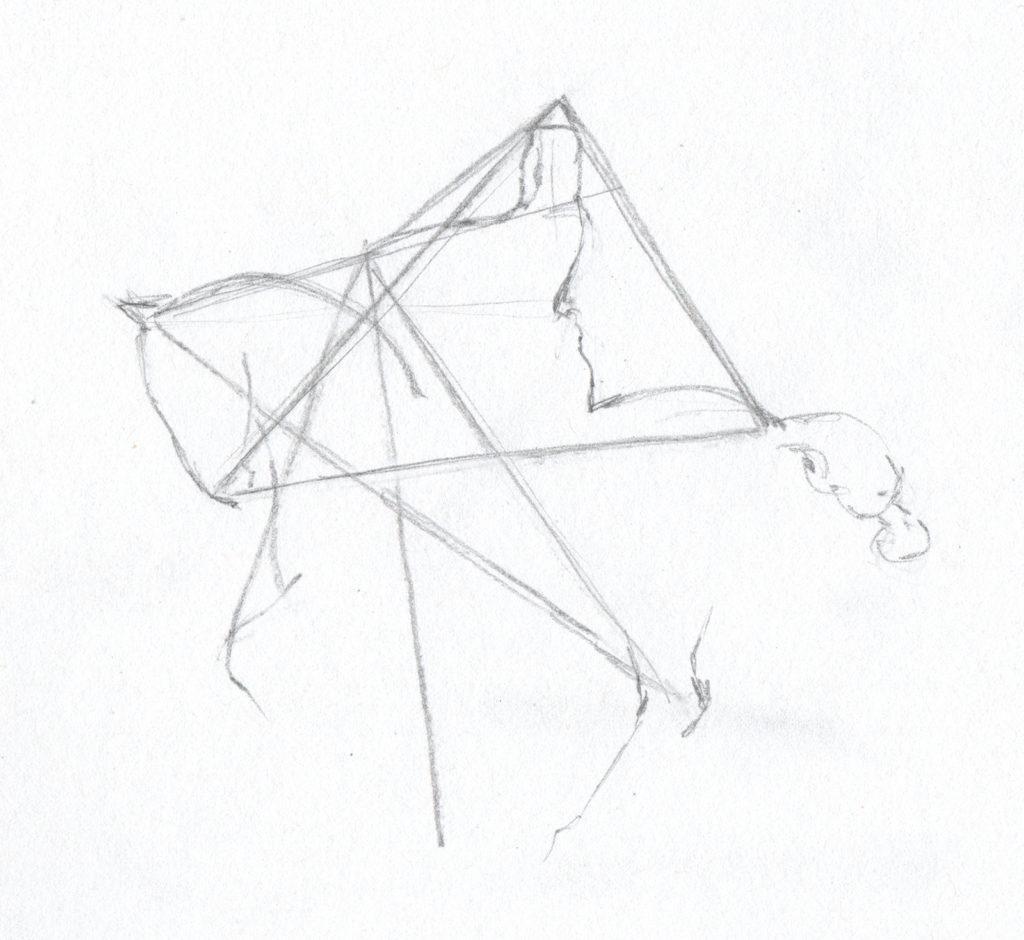vẽ ý tưởng cho người mới bắt đầu: vẽ kỹ thuật