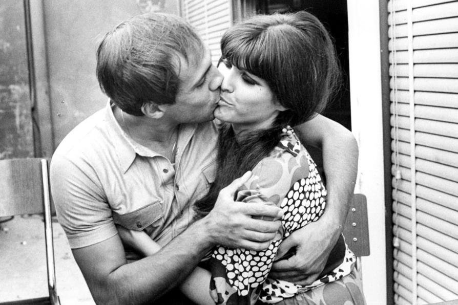 Adriano Celentano and Claudia Mori 15