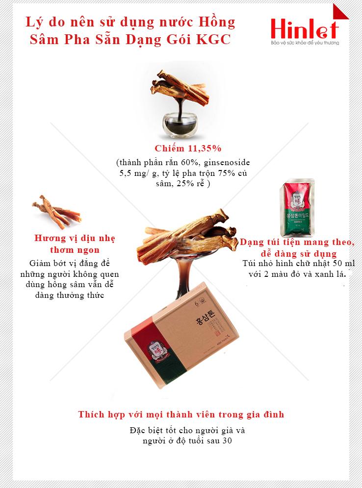 6 mua hồng sâm KGC Hàn Quốc chính hãng ở đâu?