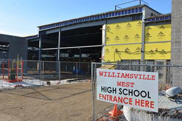 APRIL FOOLS – West High School Construction