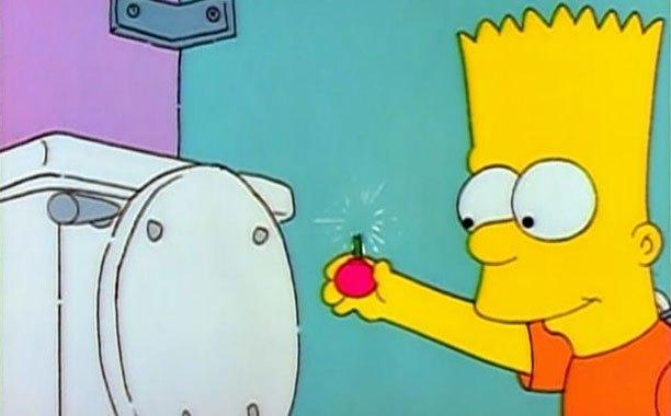 Image result for the simpsons cartoons