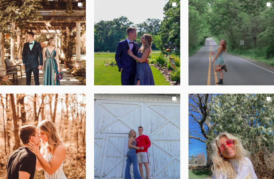 Madison Wilkins   Teen Content Creator   Photoshoot Posts