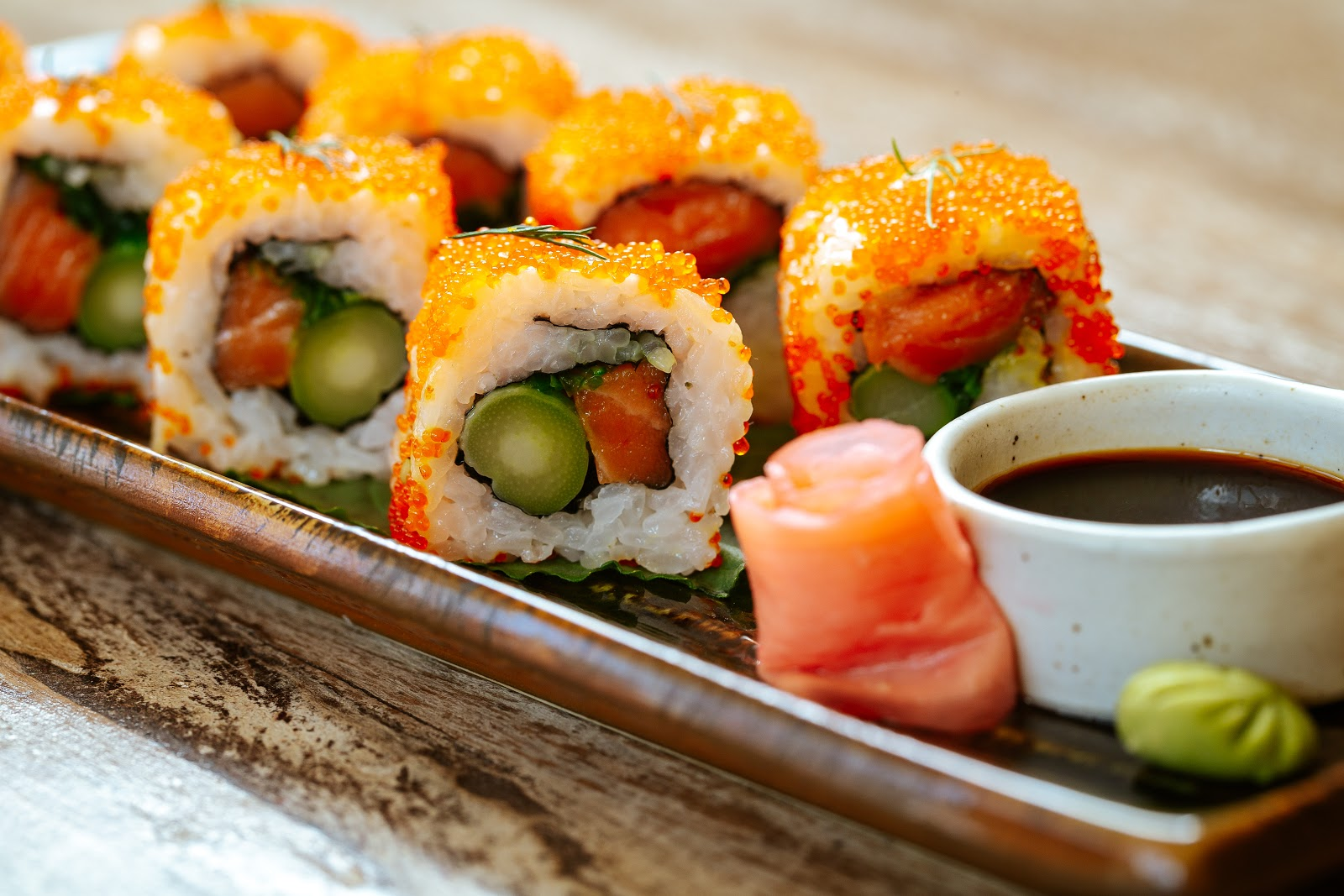 Best Sushi and Asian cuisine must try in Bali