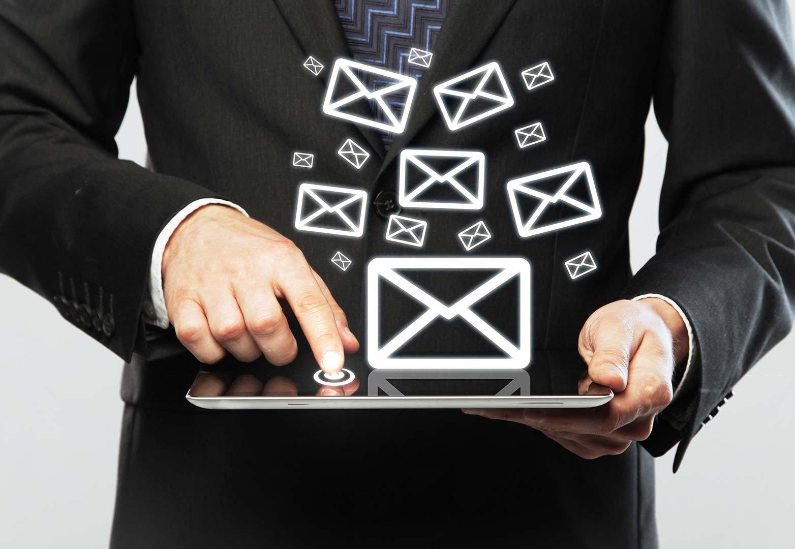 Đơn xin việc qua Email ngày càng trở nên phổ biến