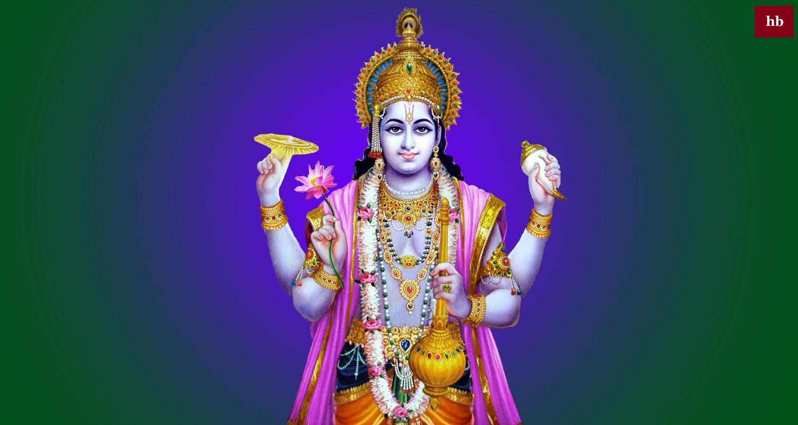 lord_Vishnu_image