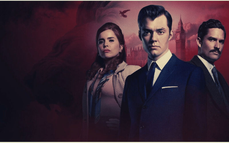 Pennyworth Season 2 poster Best New Web Series in 2021