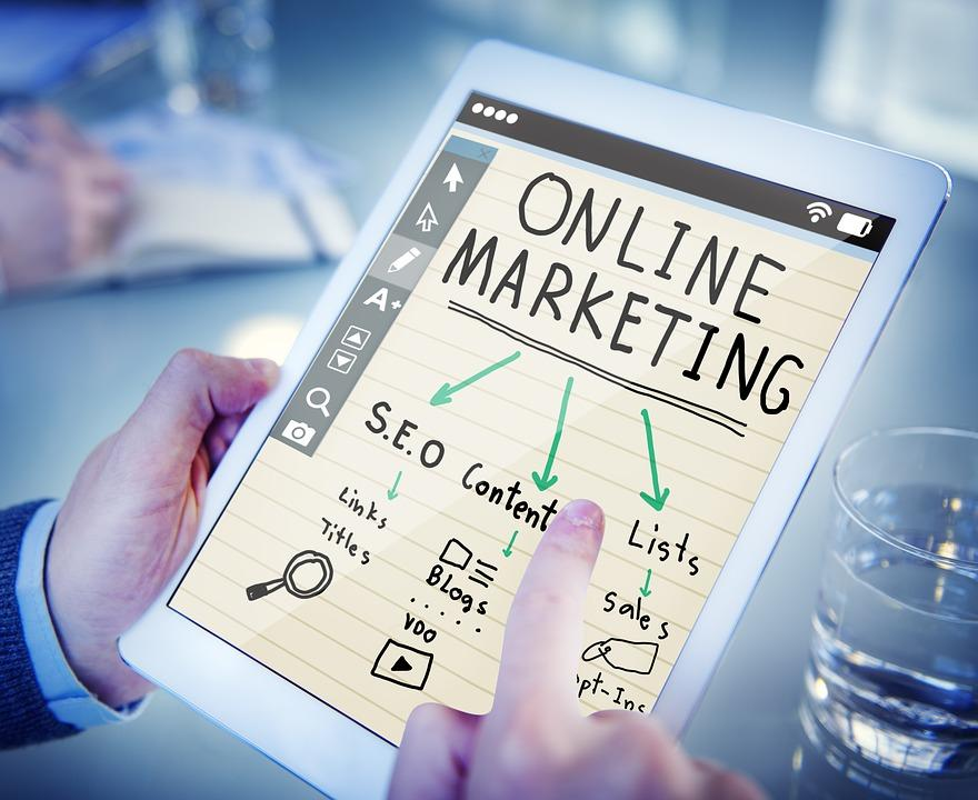 Online Marketing, Internet Marketing, Digital Marketing