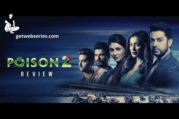 Poison 2 web series on zee5 web series platform