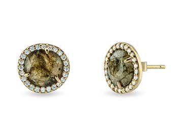 Stud Earring Photography by Picsera