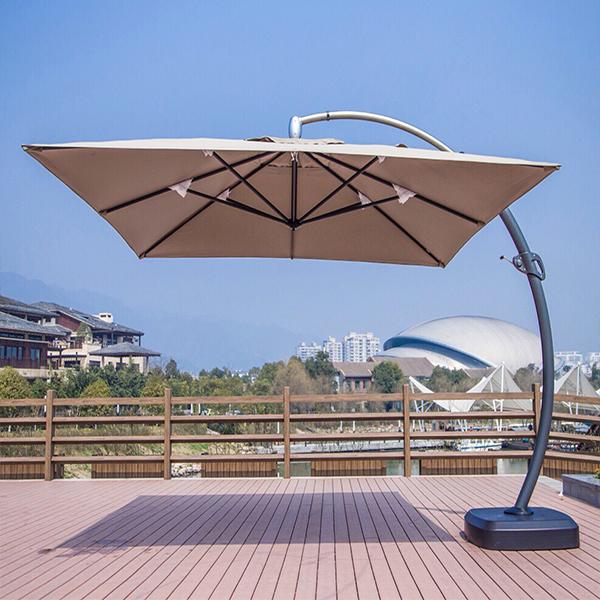 Nên sử dụng ô dù để thu hút khách hàng