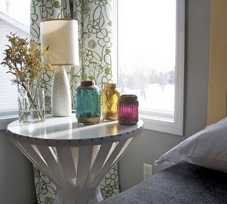 Table on Coming Up With This Simple To Make But Oh So Effective Bedside Table