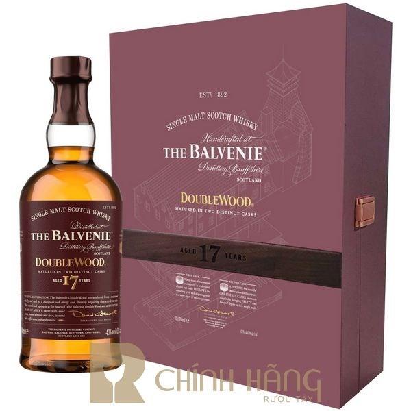 Balvenie 17 Năm Hộp Quà Tết 2021