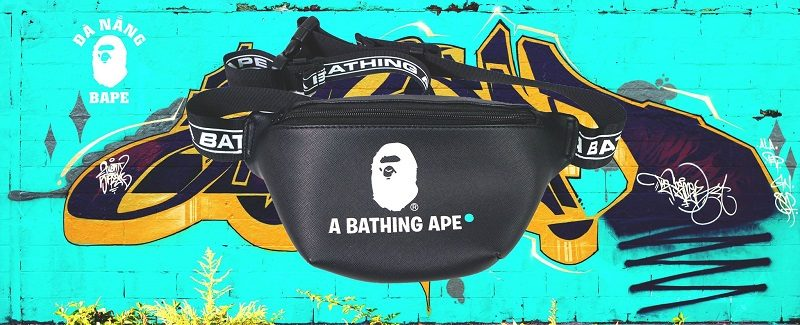Túi A Bathing Ape Waist Bag 2019