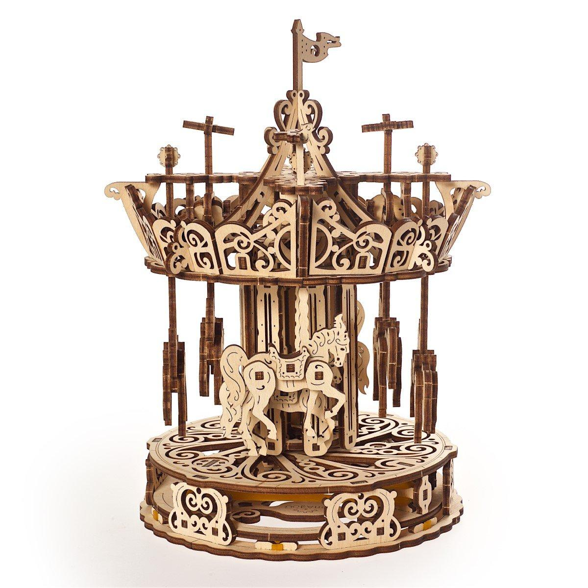 UGears Wooden Model Kits: Want To Feel Like A Child Again?