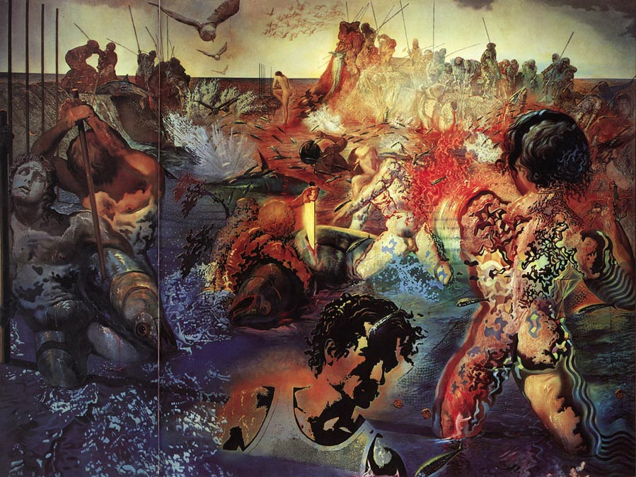 the life and works of salvador dali About dali the man the master the marvel discover the life and legend of salvador dali, and get to know the people, places and events that transformed this spanish son into a surrealist sensation.