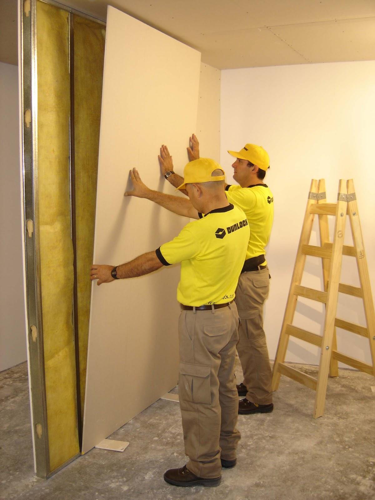 Construcción en seco: ideal para solucionar problemas de humedad