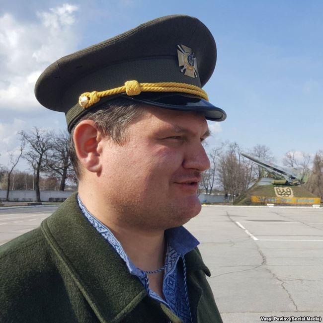 Історик Василь Павлов