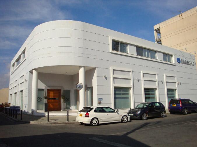 Geoffrey Magistrate office