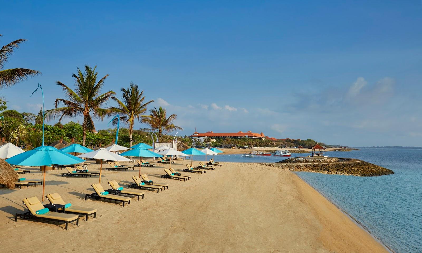 các bãi biển ở Bali 7