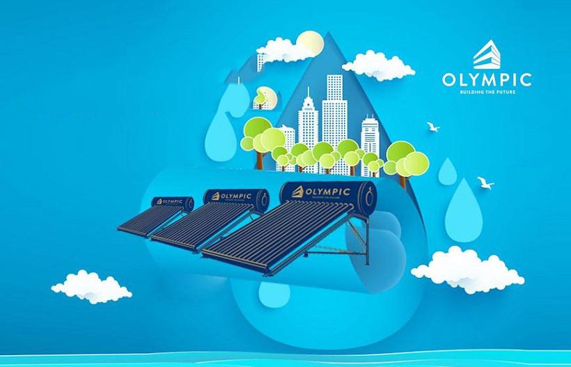 Máy năng lượng mặt trời vận hành bằng năng lượng xanh