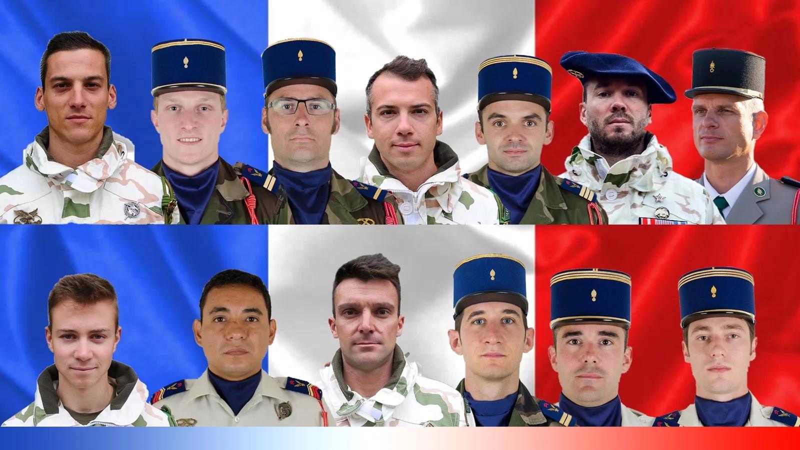 Mueren 13 soldados franceses en choque de helicóptero en Malí