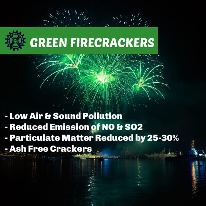 Image result for Green Crackers