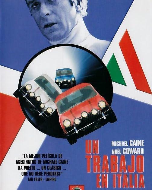 Un trabajo en Italia (1969, Peter Collinson)