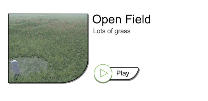 droneSimPro Open Field
