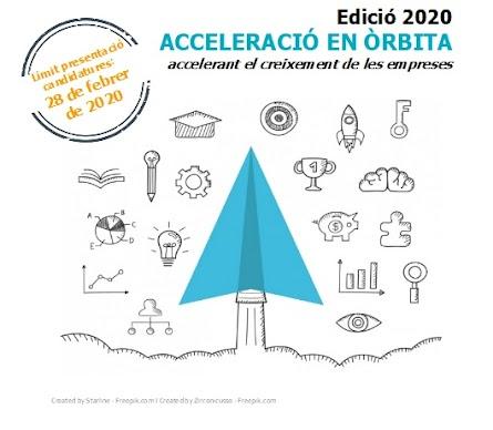 Acceleració en Òrbita 2020