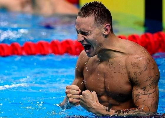 Caeleb Dressel won 7 gold medals in Budapest & FINA Best Male