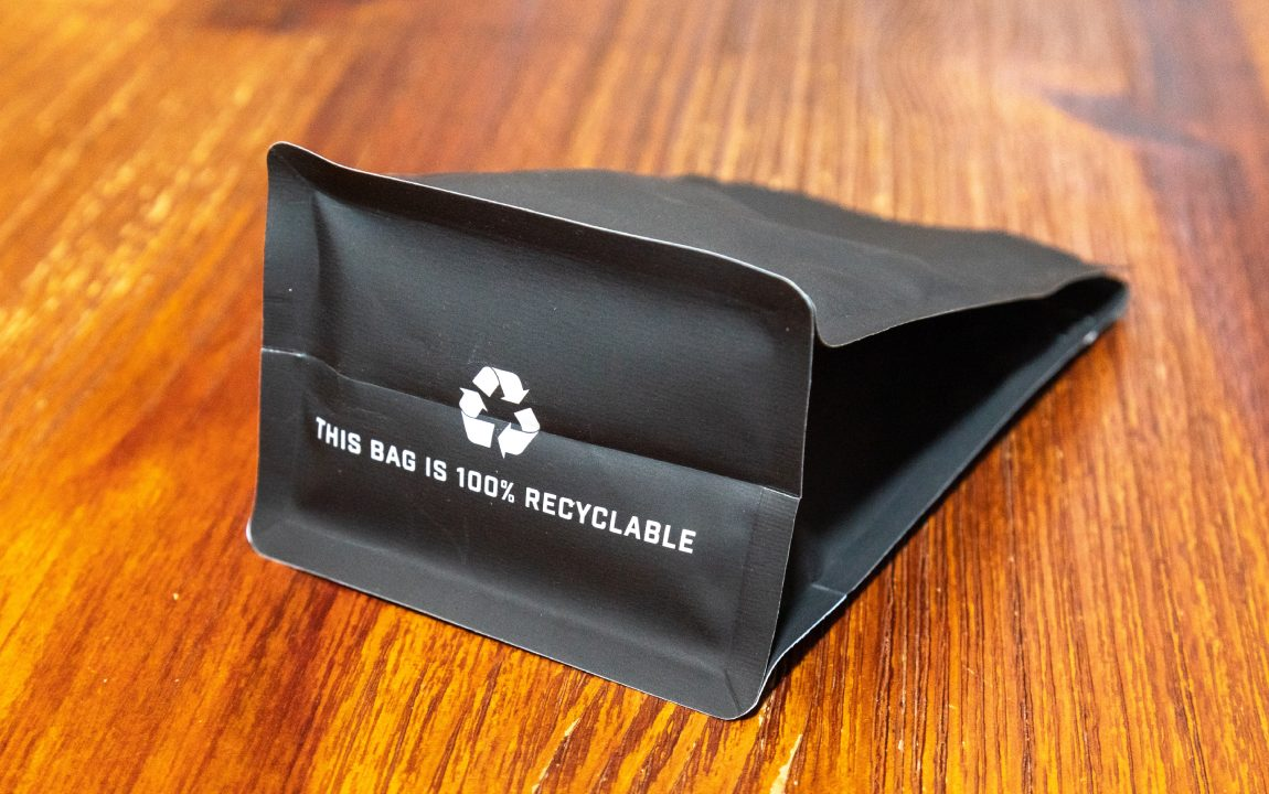 recyclable coffee bags