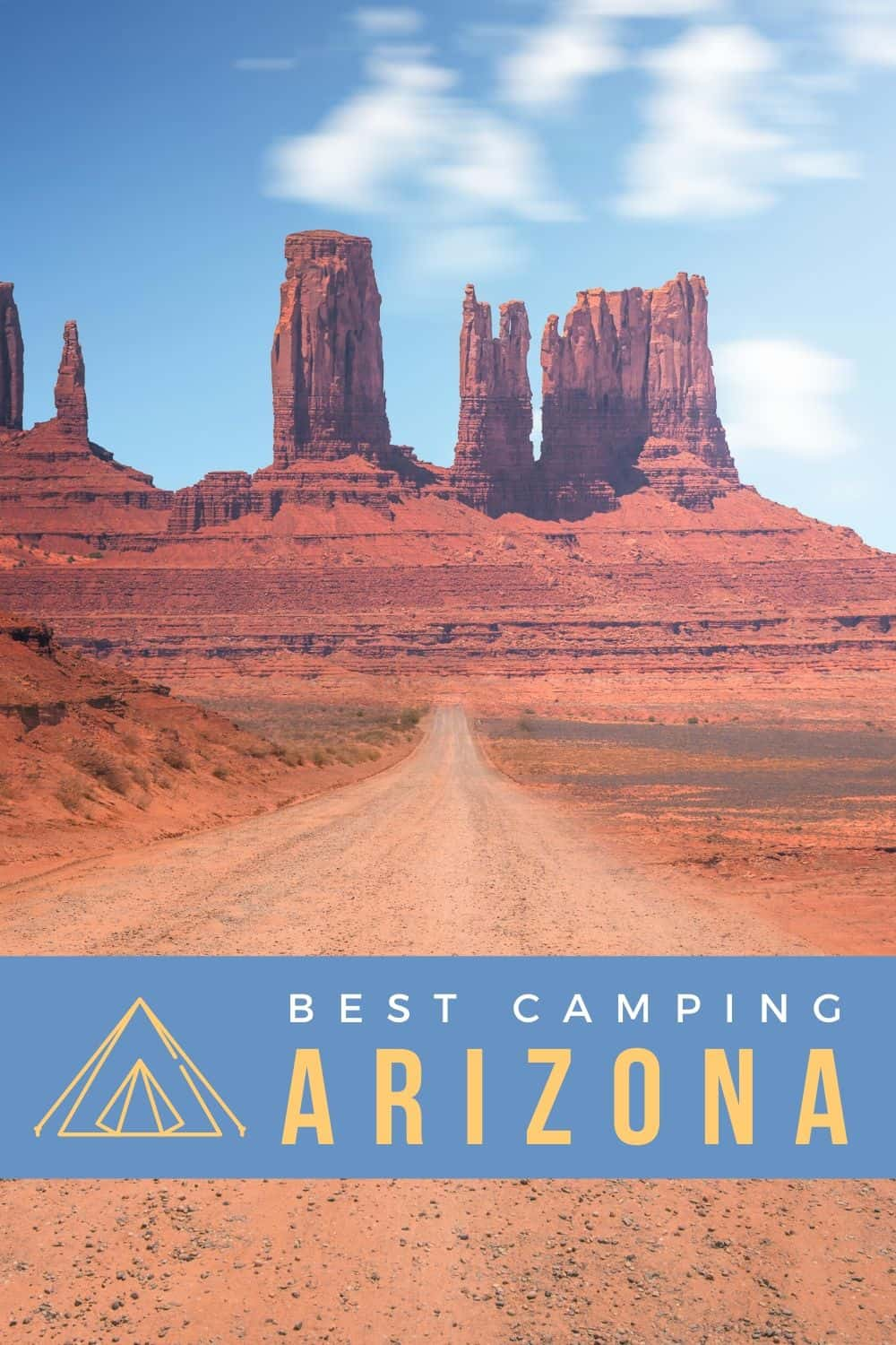 Best Places for Camping in Arizona