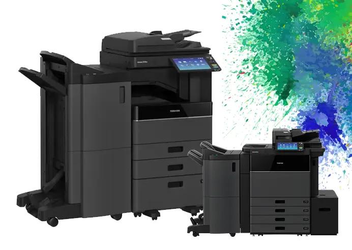 Quy trình cho thuê máy photocopy tại Đức Lan