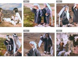 Free Bible : Diaporamas et visuels sur la vie d'Abraham