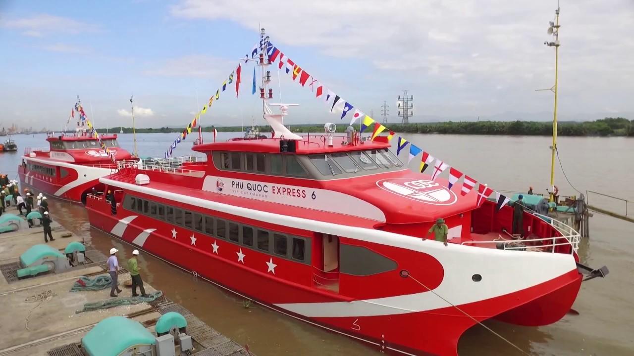 Bến tàu Phú Quốc