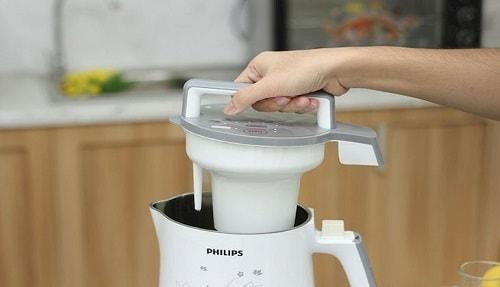 hình ảnh Cách sử dụng máy làm sữa hạt đúng cách bạn biết chưa? - số 1