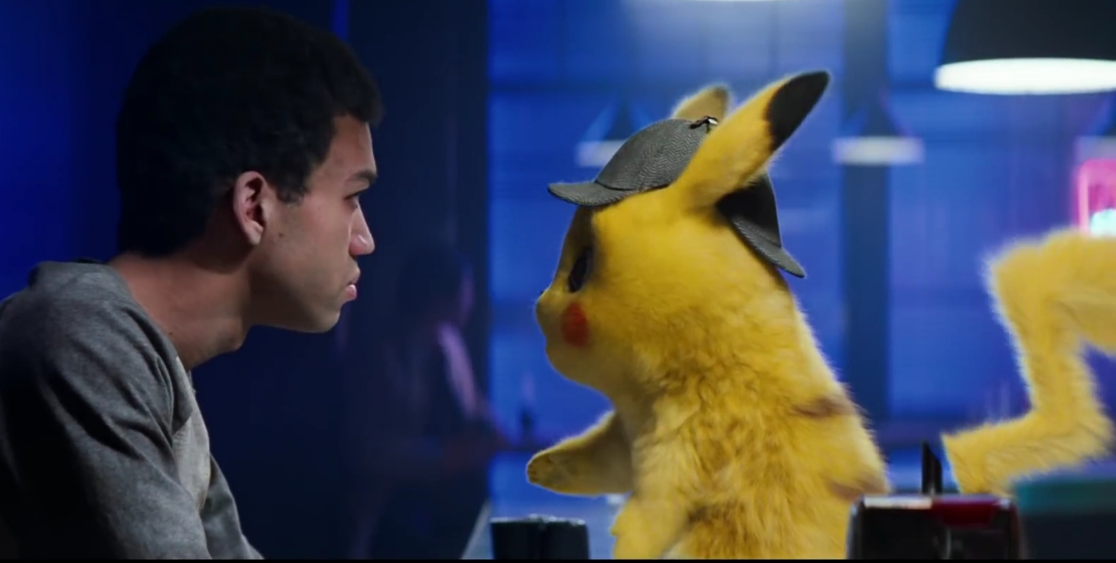 Pokemon Detective Pikachu Full Hindi Dubbed Movie