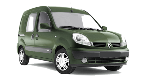 Clé Renault Kangoo II