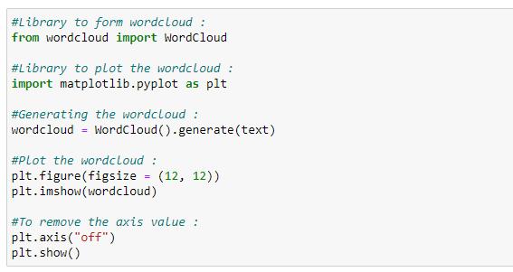 word cloud print