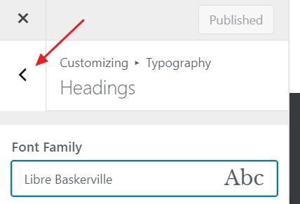 customizing typograph