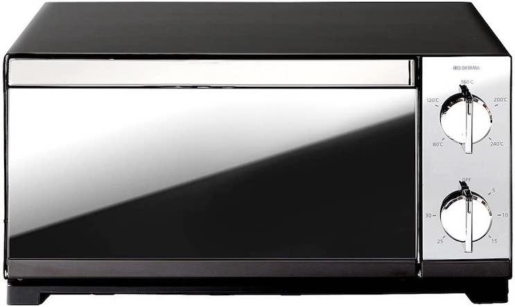 アイリスオーヤマ オーブントースター POT-413-B