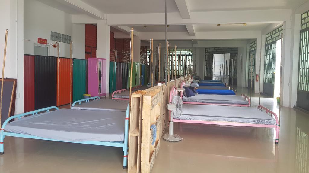 Phòng ngủ tập thể Homestay Khoachaudoc homestay Châu Đốc An Giang