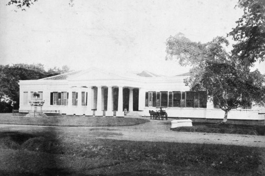 Museum Royal Batavian Society of Arts and Sciences Batavia