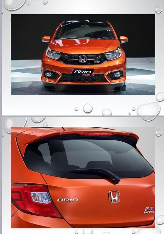 Honda Brio ra mắt tại thị trường Việt Nam vào tháng 6/2019  - Ảnh 1